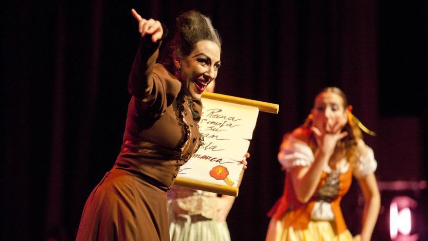 Ballet clásico español en el Auditorio de Torrevieja con 'La Cenicienta'