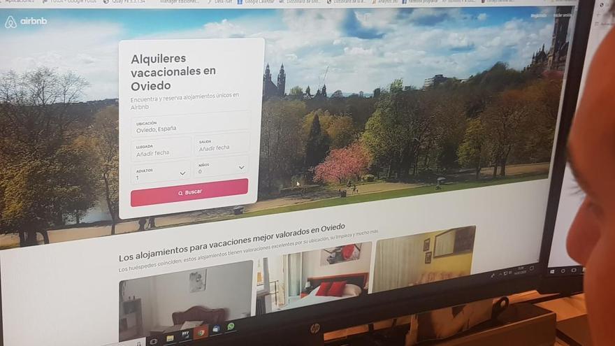 Un juzgado de Oviedo anula la multa de 318.000 euros del Principado a Airbnb