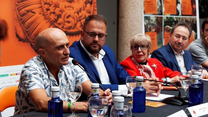 Concha Velasco vuelve al festival para ejercer de narradora en 'Metamorfosis'