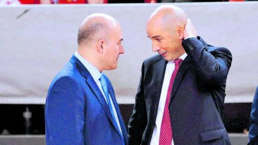 Adiós a Ponsarnau y negociación con Peñarroya