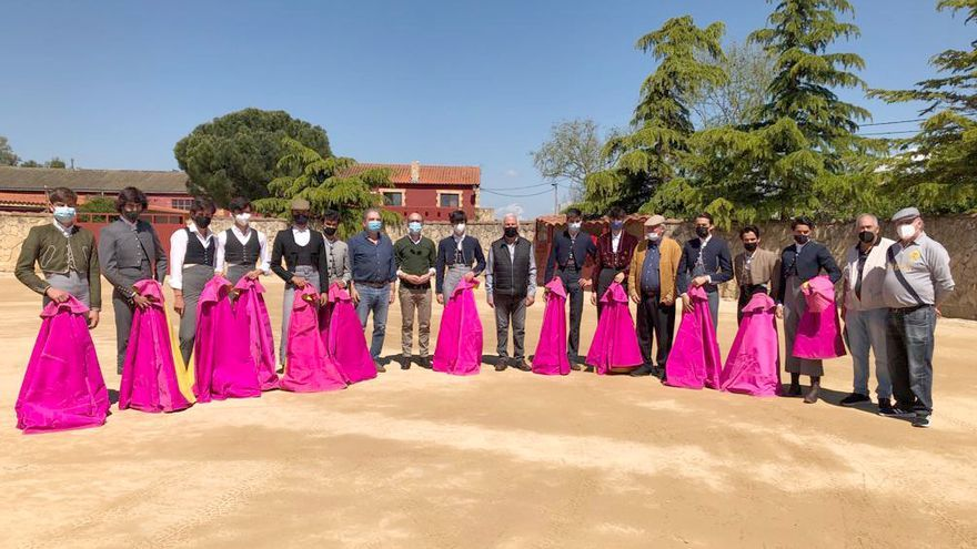 La Junta de Castilla y León expresa su apoyo a la tauromaquia