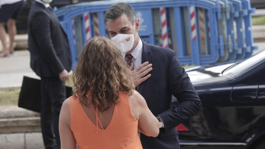El Partido Popular califica de «humillante» el trato de Pedro Sánchez a Armengol