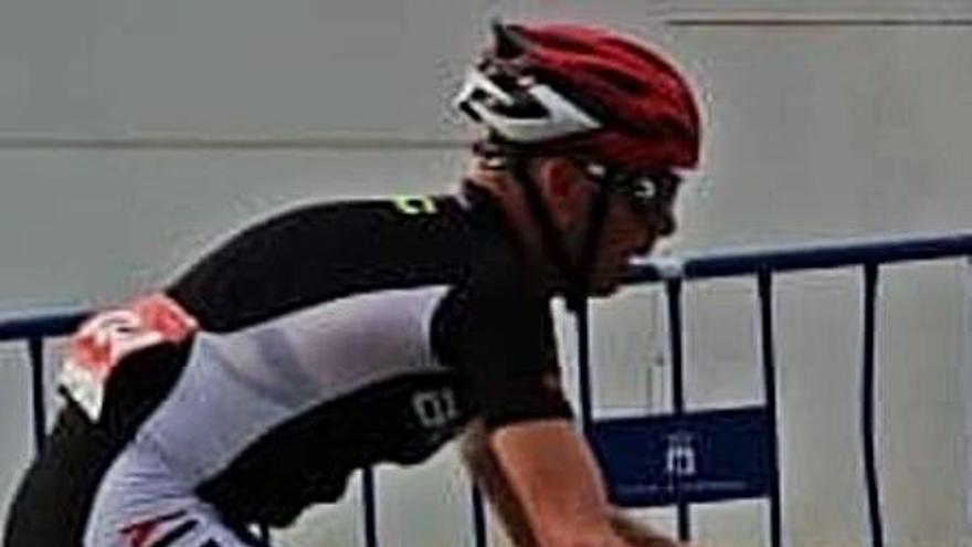 Anderson Prieto, quinto en la Copa España de Ciclismo Adaptado