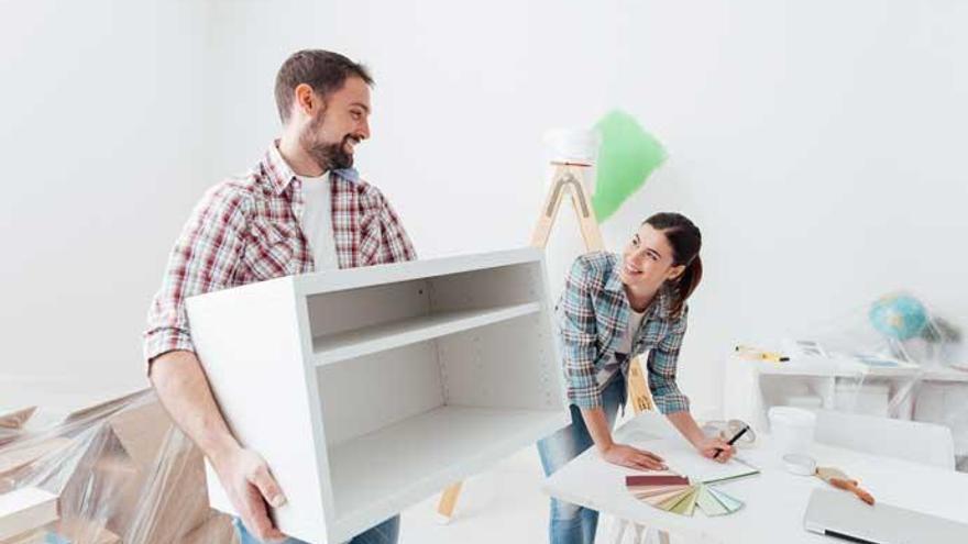 Cinco trucos para decorar tu casa de forma 'low cost'