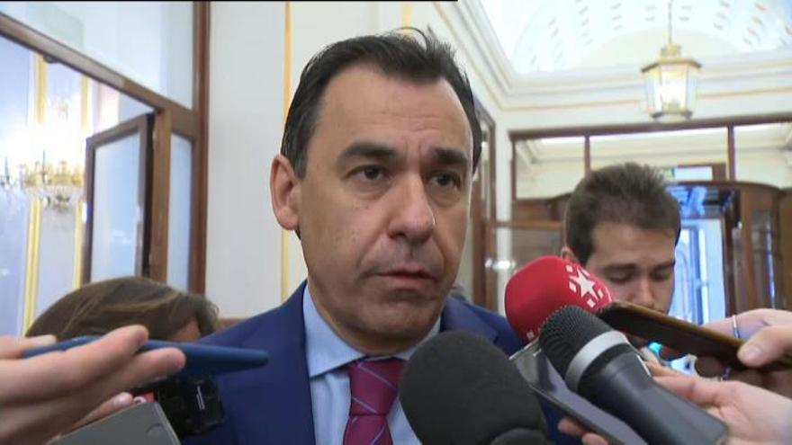 El PP suspende de militancia a Zaplana