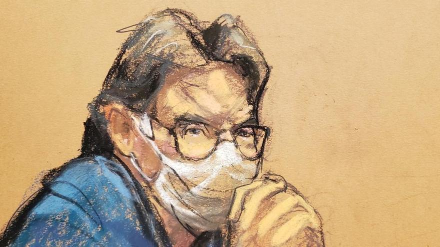 Raniere, fundador de la secta sexual Nxivm, condenado a 120 años de cárcel