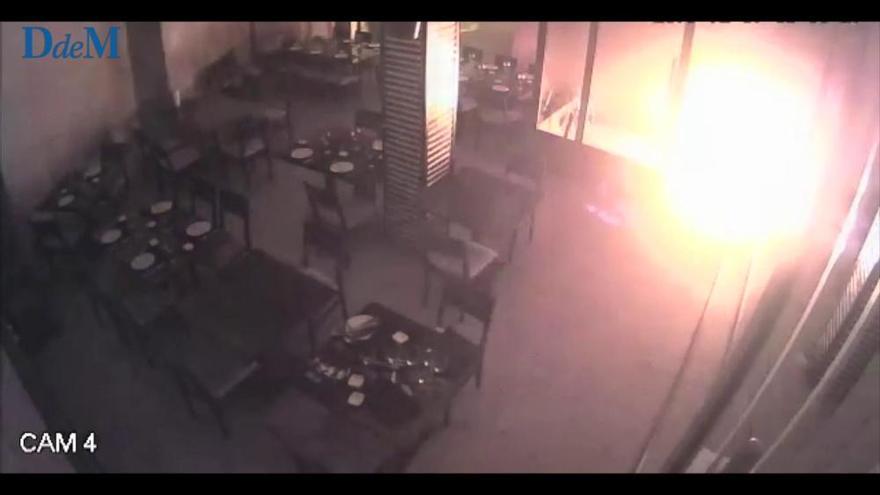 Polizei nimmt mutmaßlichen Brandstifter nach Feuer in Sushi-Lokal fest