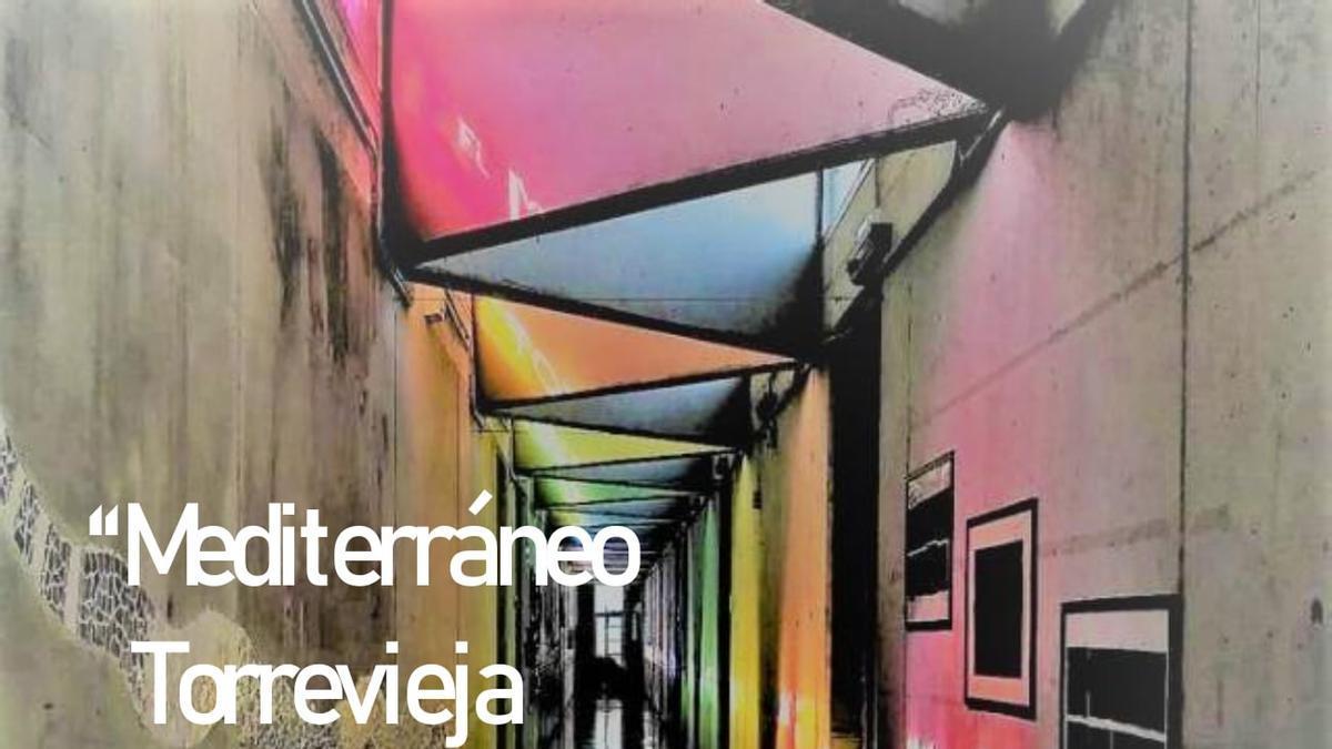 Imagen de las instalaciones del bachiller de Artes del IES Mediterráneo de Torrevieja