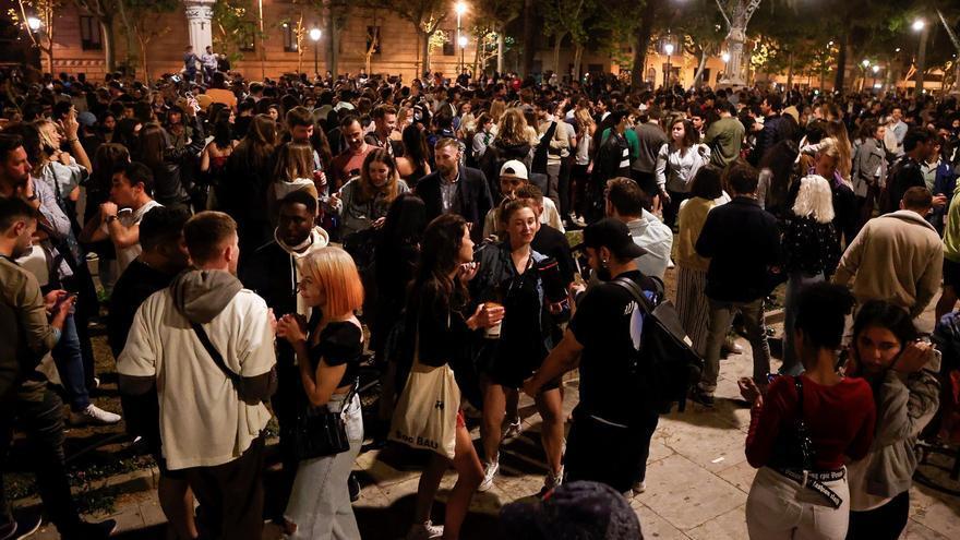 Desalojadas 6.500 personas anoche en Barcelona en 31 espacios de la ciudad