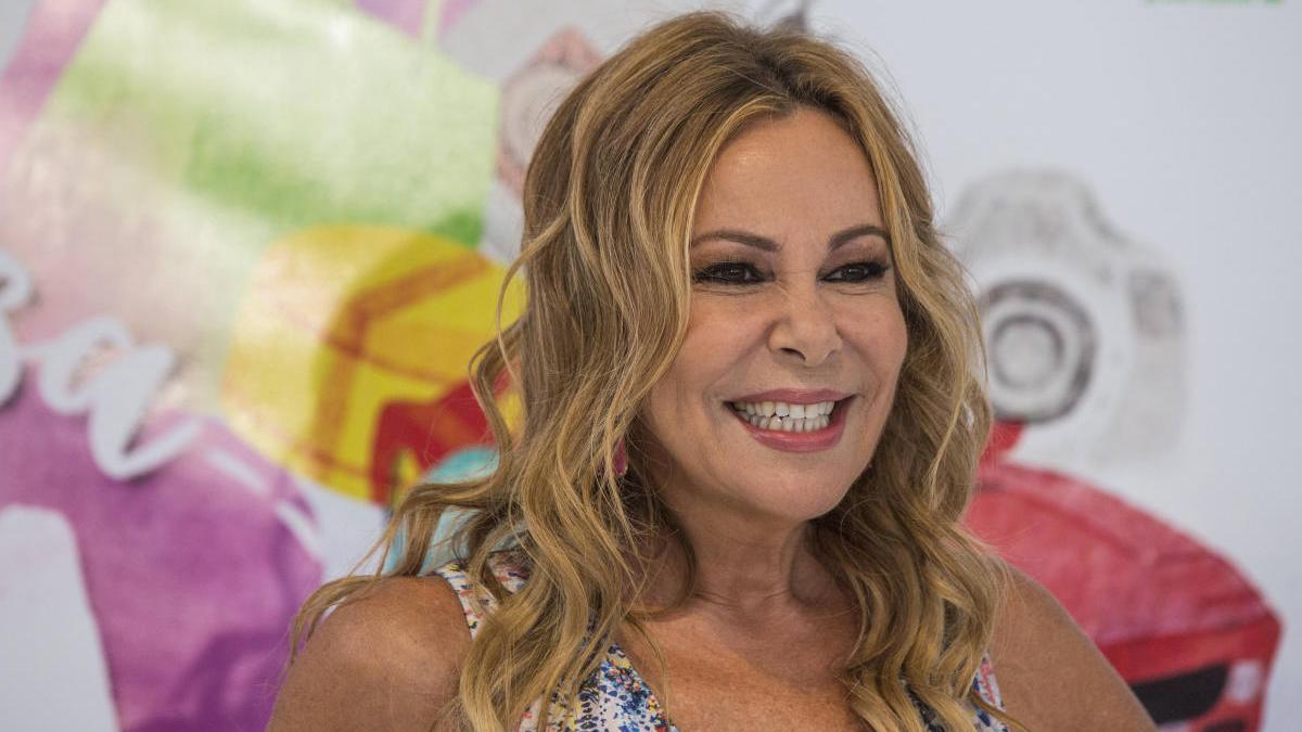 Ana Obregón.