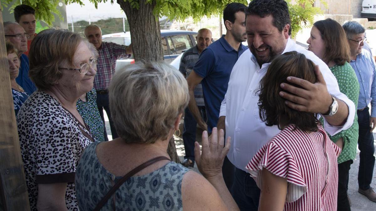 Carta abierta de Javier Moliner en su despedida de la Diputación