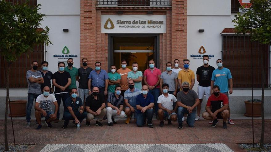 Nace el primer club deportivo para los pueblos de la Sierra de las Nieves
