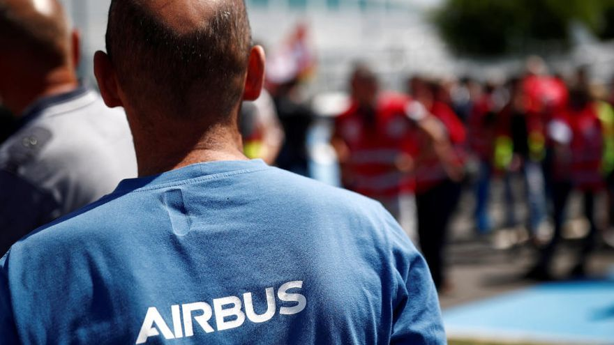 Airbus recortará 15.000 empleos, 900 en España