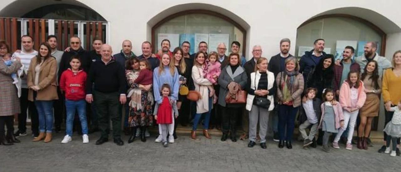 La familia Alfonso vuelve a reunirse para reforzar sus lazos