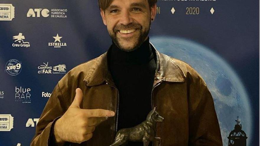 El film «Sant Martí» de David Ruiz ha estat premiat al Calella Film Festival