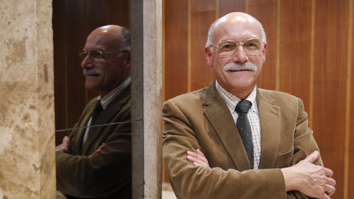 Manuel Suárez-Lledó en una imagen de 2013. | Luisma Murias