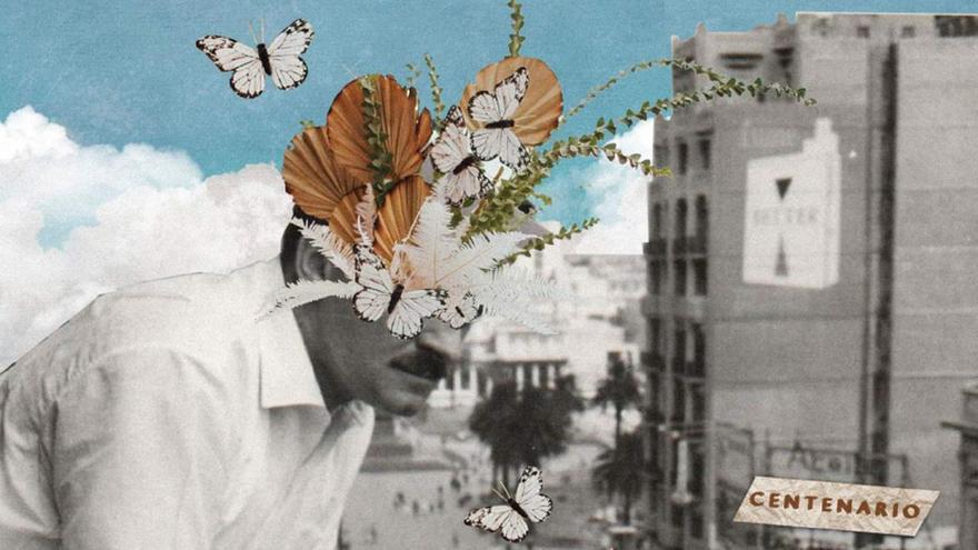 Collages poéticos en el centenario de Benedetti