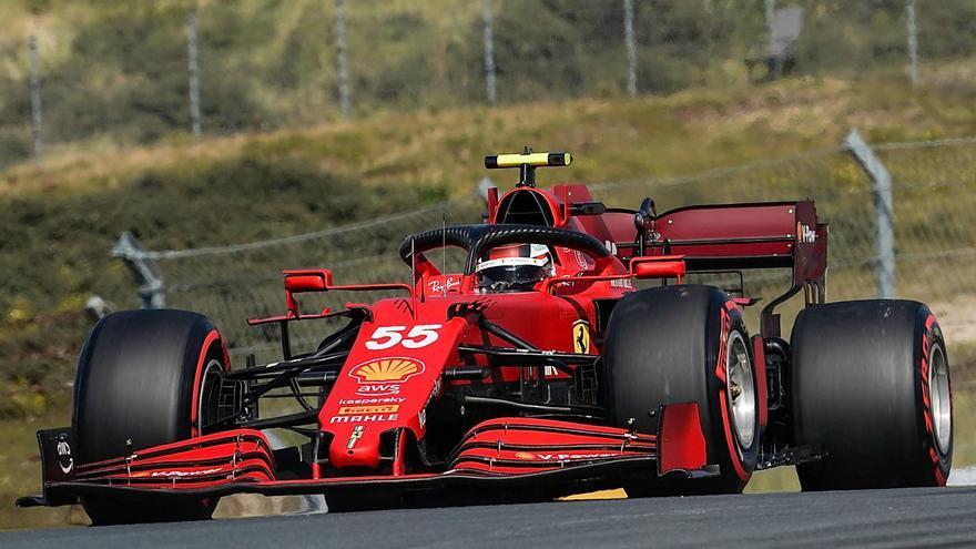 Así queda la parrilla de salida de F1 del GP de Italia