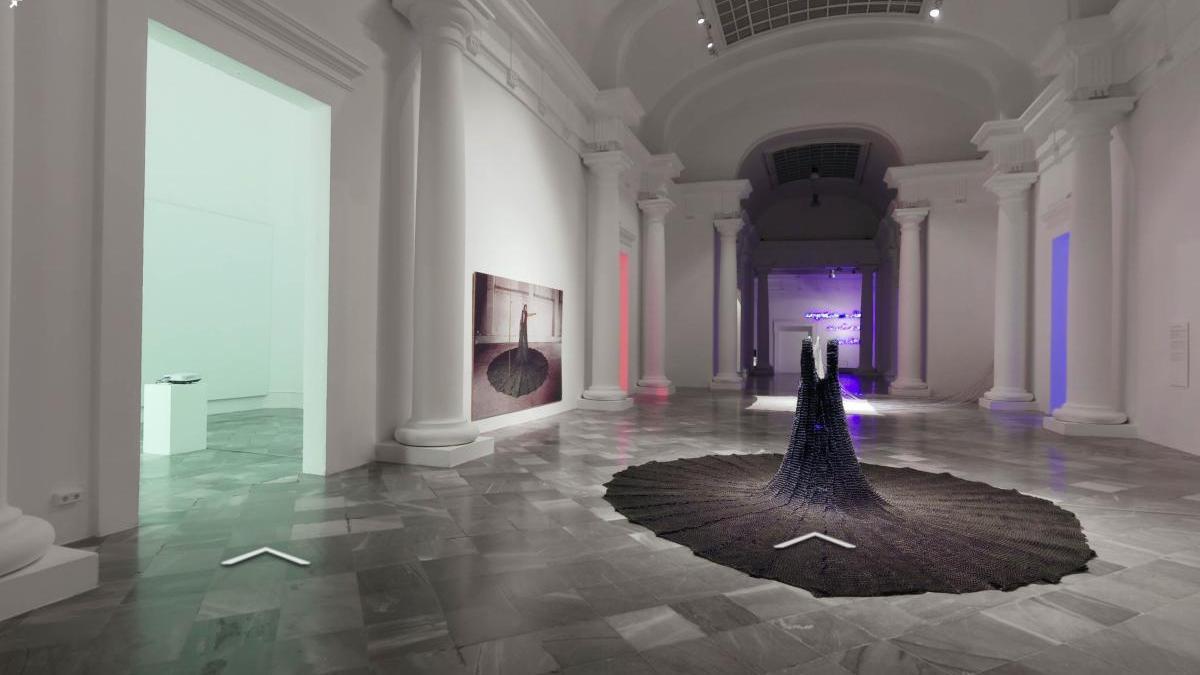 El Centre del Carme Cultura Contemporània ha inaugurado virtualmente la muestra de Maribel Domènech 'Acciones cotidianas'.