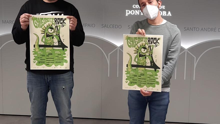 Vuelve Galegote Rock con 11 conciertos en tres días
