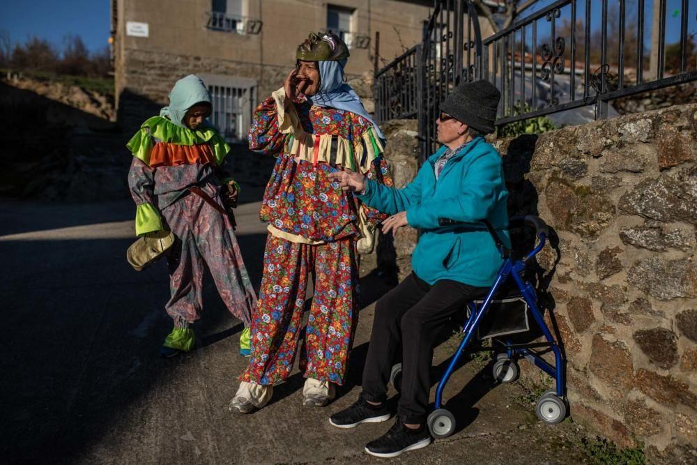 Carnaval tradicional de Villanueva de Valrojo