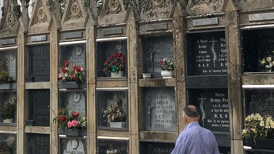 Noia, donde los muertos se asoman a los vivos y los vivos a los muertos