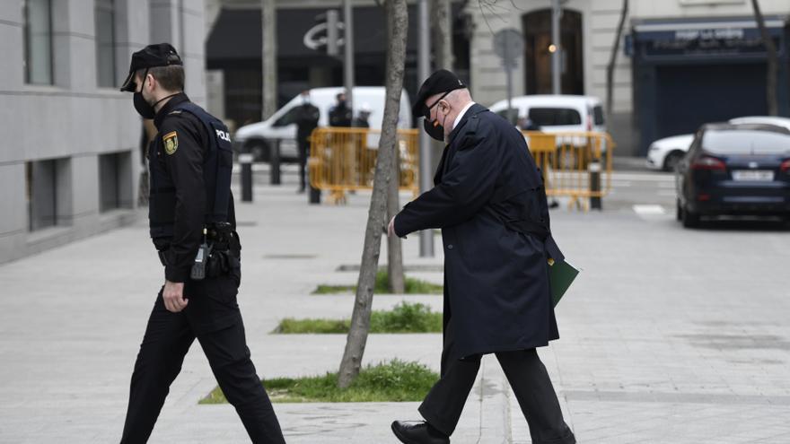 El jefe de Asuntos Internos de la Policía Nacional declarará el 22 de abril en los juzgados de Madrid por la 'guerra de comisarios'