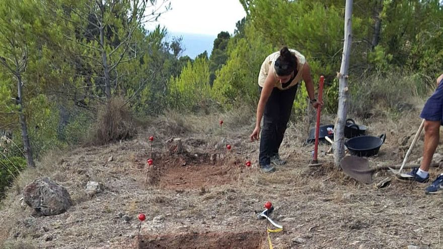 El hallazgo arqueológico de Deià, una posible fábrica de suministros para las élites romanas