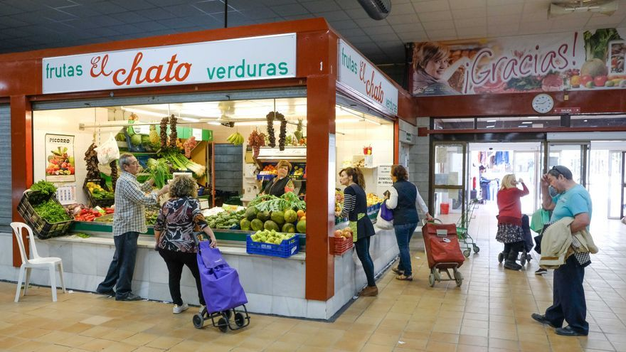 Economía concede ayudas a ocho municipios alicantinos para la reforma de mercados