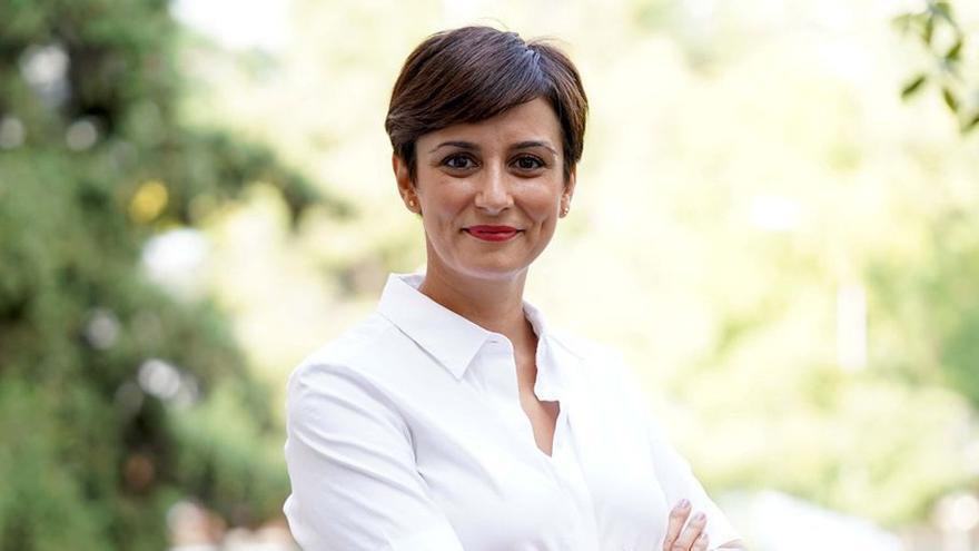 """Isabel Rodríguez: """"Nos volveremos a ver en la mesa de diálogo cuando tengamos el próximo acuerdo"""""""