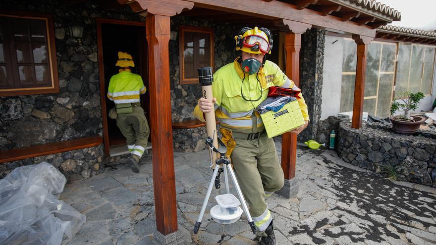 El Gobierno aprueba la declaración de zona catastrófica en La Palma