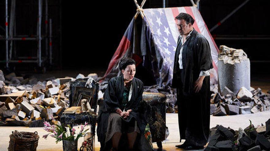 Peralada estrena aquest dilluns el clàssic de Puccini Madama Butterfly