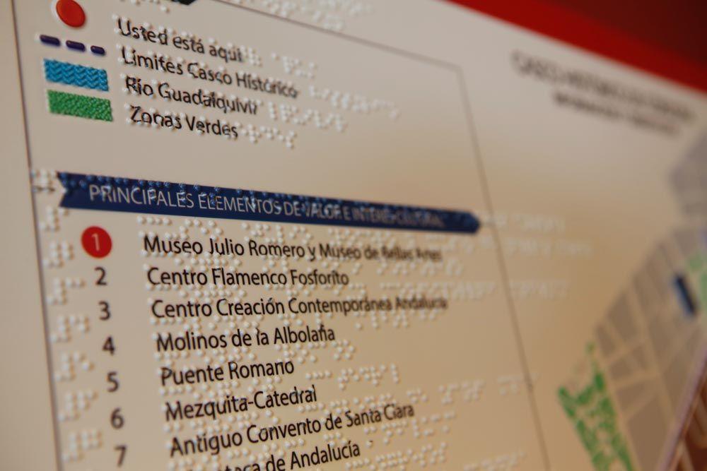 Accesibilidad universal para el Julio Romero