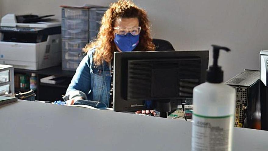 La mensajería, clave en la pandemia que vive Zamora
