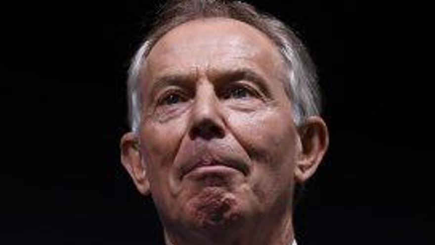 Blair inicia una campanya per mantenir el Renge Unit dins de la Unió Europea