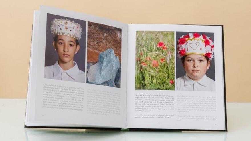 Alexis W y Víctor Álamo de la Rosa 'cartografían' El Hierro en un nuevo libro