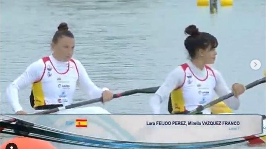 Mirella Vázquez logra su primer diploma internacional