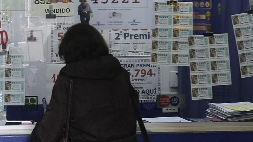 La ONCE reparte 350.000 euros en Campos