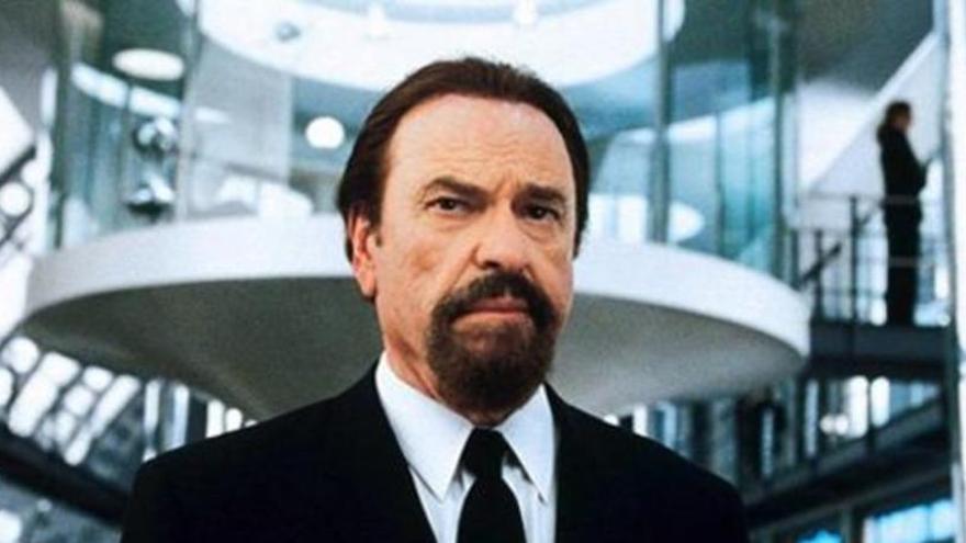 Mor Rip Torn, l'agent Z de 'Men in Black'
