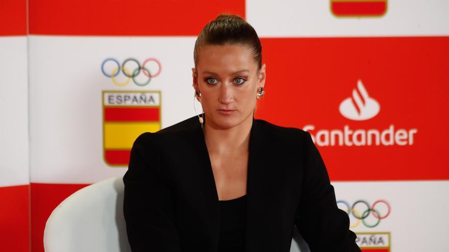 """Mireia Belmonte: """"La ilusión de estar en los Juegos me ha ayudado a no tirar la toalla"""""""