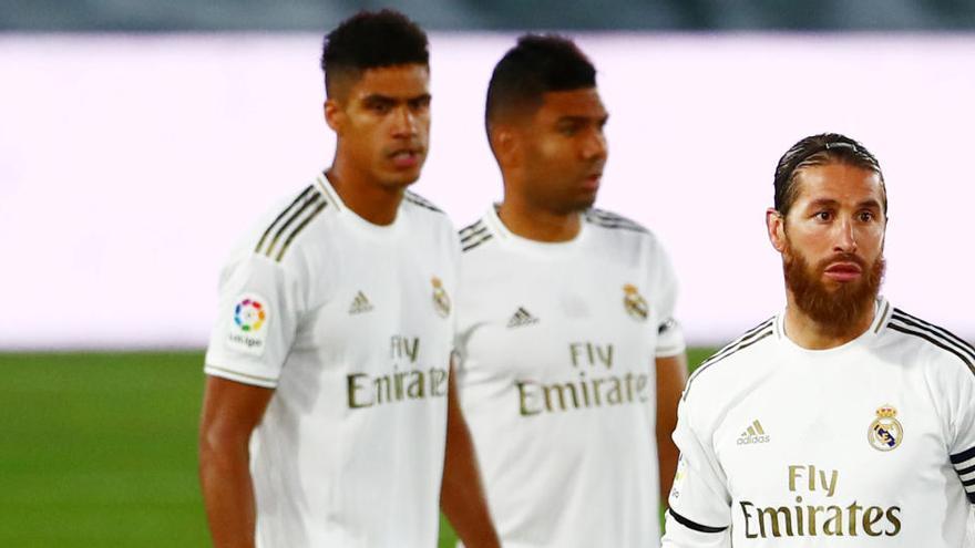 Real Madrid - Real Valladolid, en directo