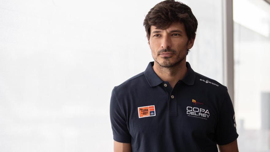 "Andrés Velencoso fitxa pel concurs ""Celebrity Bake Off"" d'Amazon"