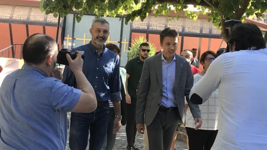 Más Región pide que se reanude el proyecto del Corredor Mediterráneo
