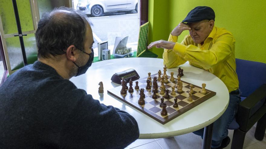 Silvino García, el Gran Maestro cubano de ajedrez enamorado de Oviedo