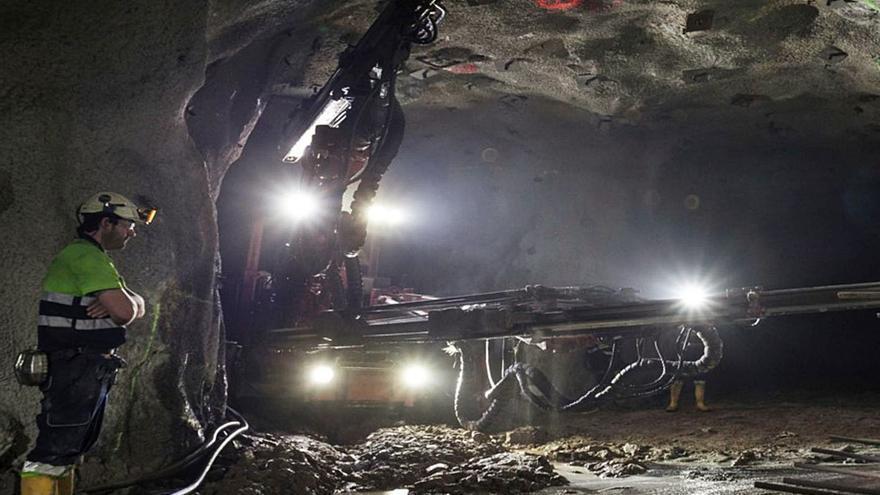 El fiscal pide 25 millones a la mina de oro de Belmonte por vertidos de selenio y cianuro