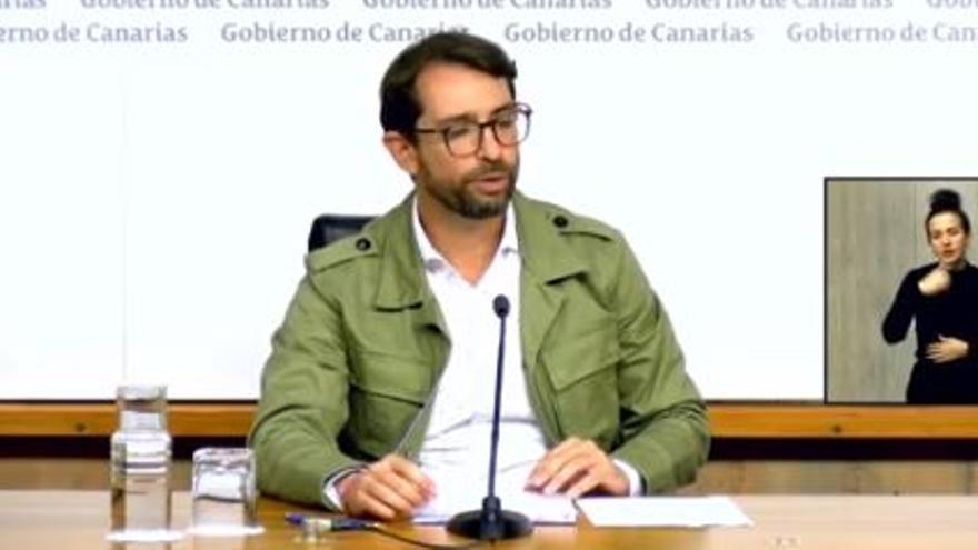 La oficina de atención a los afectados por el volcán de La Palma ha atendido a más de un millar de damnificados