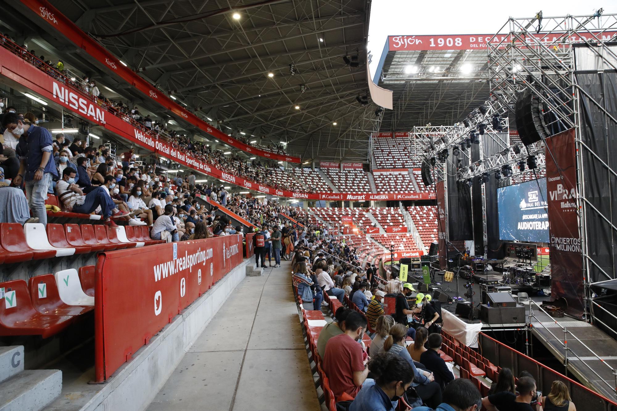 """Concierto de """"Izal"""" en Gijón"""