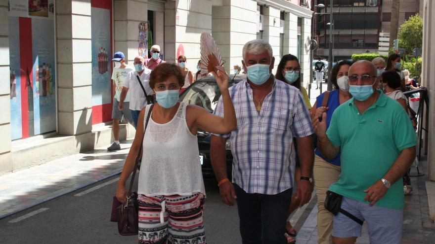 Lorca recupera las cifras de turismo de 2019