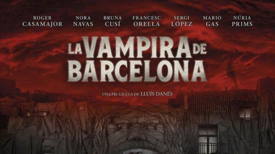 'La vampira de Barcelona', de Lluís Danés