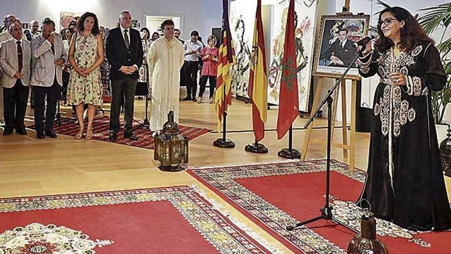 Mallorca celebra los 20 años de Mohamed VI en el trono de Marruecos